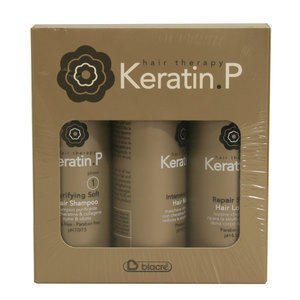Kit Keratin P. Shampoo - Mask- Spray da viaggio Biacrè 100 ml