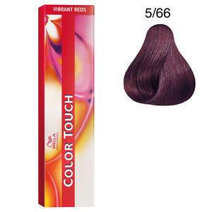 Tintura per capelli No Ammonia Color Touch 5/66 60 ml Wella