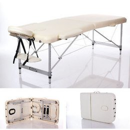 Lettino da massaggio RestPro Alu-2 (L) Crema