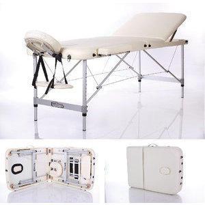 Lettino da massaggio RestPro Alu-3 Crema