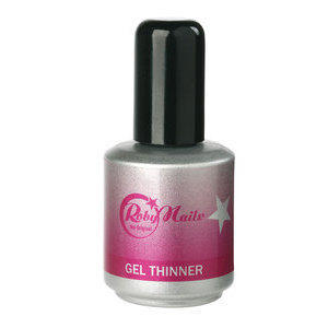 Diluente per gel - Gel Thinner 15 ml Roby Nails