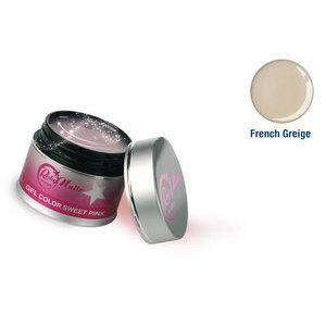 Gel Color french Greige 8 ml Roby Nails