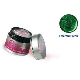 Gel Color Emerald Green 8 ml Roby Nails
