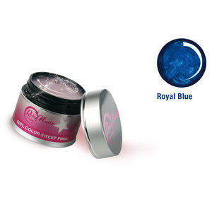 Gel Color Royal Blue 8 ml Roby Nails