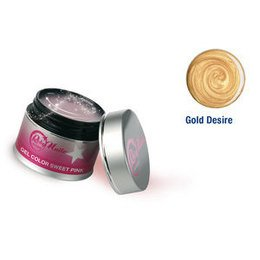 Gel Color Gold Desire 8 ml Roby Nails