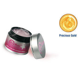 Gel Color Precious Gold 8 ml Roby Nails