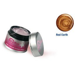Gel Color Red Earth 8 ml Roby Nails
