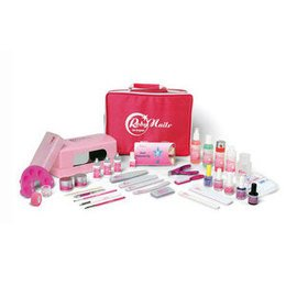 Kit Deluxe Sylvania Gel System Roby Nails