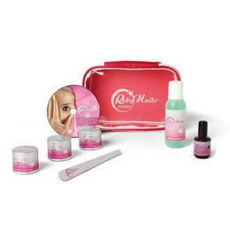 Kit Mini Gel System Roby Nails