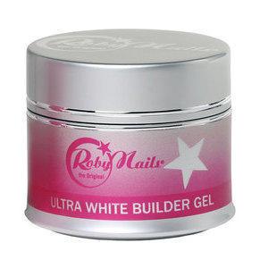 Ultra white builder gel Roby 15 ml.