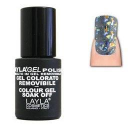 LaylaGel Polish Gel Colorato nr 105 Magic Top Coat 10 ml