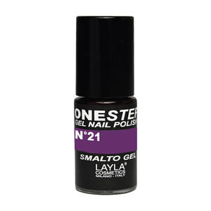 Smalto Semipermanente One Step Gel Polish nr 21 Layla 5 ml