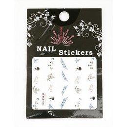 Nail Stickers Mondiali Calcio BLE1643