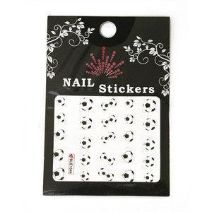 Nail Stickers Mondiali Calcio BLE1644