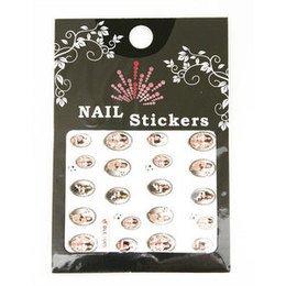 Nail Stickers Mondiali Calcio BLE1645