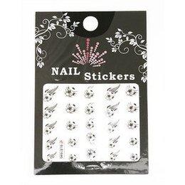 Nail Stickers Mondiali Calcio BLE1646