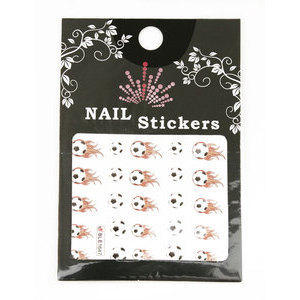 Nail Stickers Mondiali Calcio BLE1647