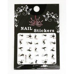 Nail Stickers Mondiali Calcio BLE1649