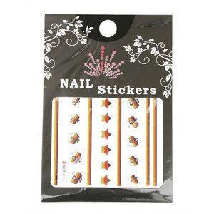 Nail Stickers Mondiali Calcio BLE1651