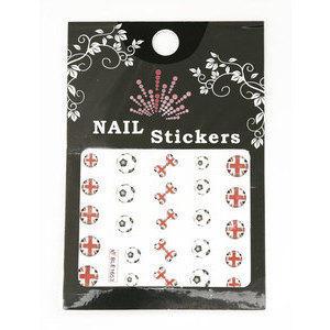 Nail Stickers Mondiali Calcio BLE1653