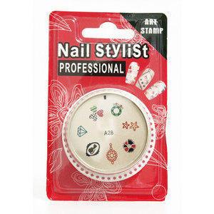 Professional Nail Stylist Stampino A28