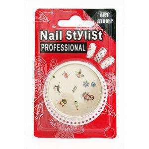 Professional Nail Stylist Stampino A29