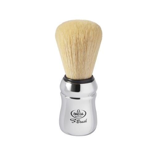 Pennello da barba in fibra sintetica S-Brush Omega S10083