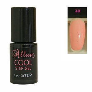 Smalto Semipermanente One Step Allur Cool Step Gel 30 6 ml