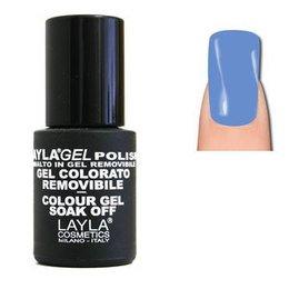 LaylaGel Polish Gel Colorato nr 115 Bluing Sky 10 ml