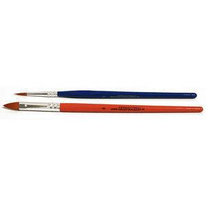 Set Profi Pinsel nr 7 Pennelli per Aqua Color 2 pz Eulenspiegel