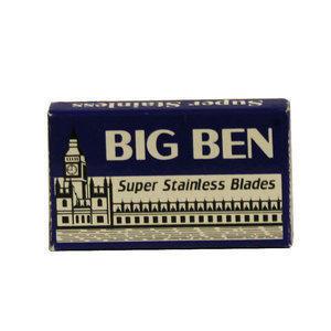 Lamette Big Ben Super Stainless 1 pacchetto da 5 lame