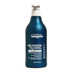Serie Expert Shampoo Pro Keratin Refill 500 ml L'Orèal