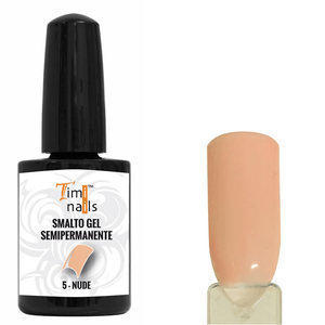 TN Smalto Gel Semipermanente nr. 05 Nude 14 ml.