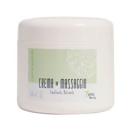 Timi Beauty Cosmeceuticals Crema da Massaggio vaso 500 ml.