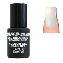 LaylaGel Polish Gel Colorato nr 118 Golden Pearl 10 ml