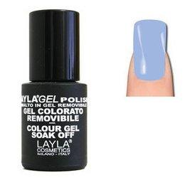 LaylaGel Polish Gel Colorato nr 126 Splash Splash 10 ml