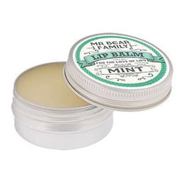 Lip Balm Mint 15 ml Mr Bear Family