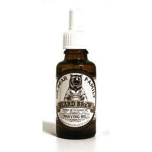 Beard Brew Shaving Oil 30 ml Mr Bear Family