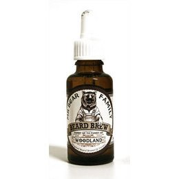 Olio da Barba Beard Brew Woodland 30 ml Mr Bear Family