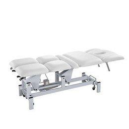Lettino massaggio a 2 motori Roth Bianco