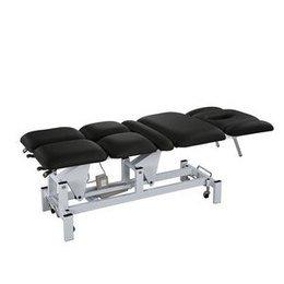 Lettino massaggio a 2 motori Roth Nero