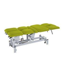 Lettino massaggio a 2 motori Roth Verde