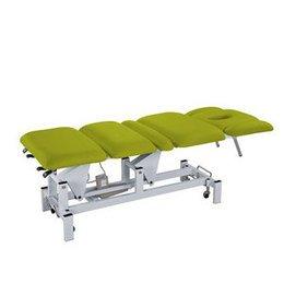 Lettino massaggio a 3 motori Claude Verde
