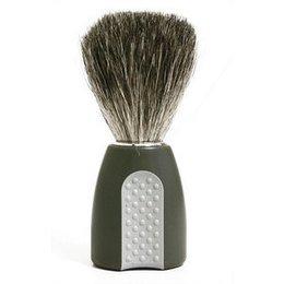 Muhle Pennello da Barba Tasso 181P8 manico grigio