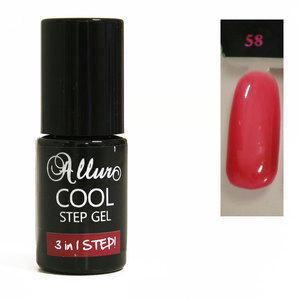 Allur Cool Step Gel 58 6 ml