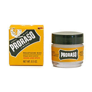 Proraso Cera per Baffi Wood and Spice 15ml