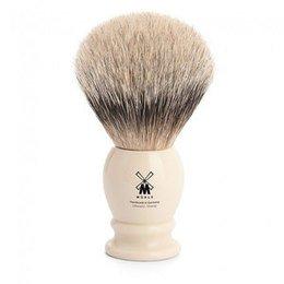 Muhle Pennello da Barba Tasso Argentato 95K257