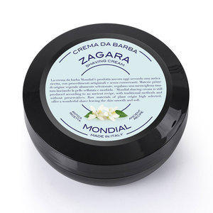 Mondial Crema da barba Zagara in versione travel vasetto 75 ml