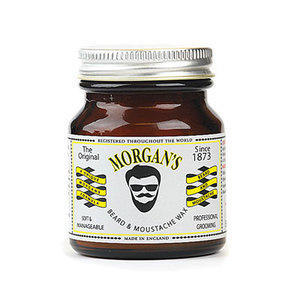 Morgan's Beard e Moustache Wax 50 ml