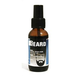 B Beard Fluido Anti Age Barba Grigia e Bianca 50ml